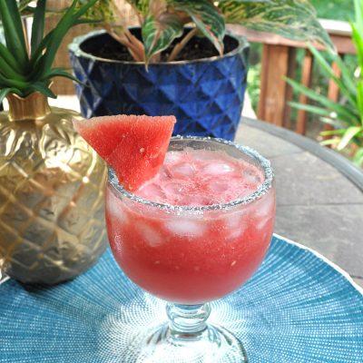 La Sandia: Watermelon Margarita Recipe