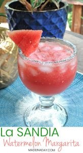 La Sandia: Watermelon Margarita Recipe 1