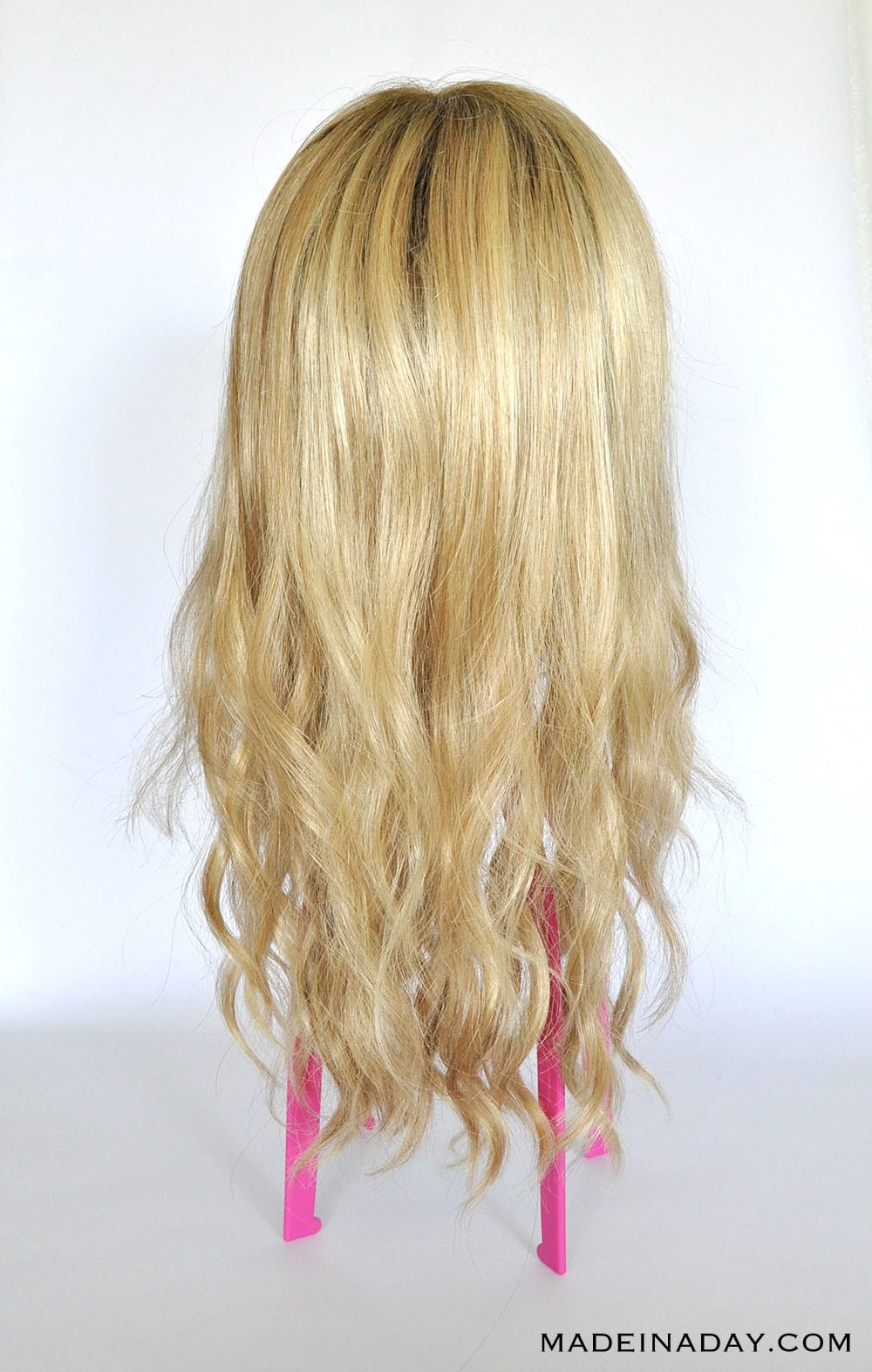 BELLE MADAME ANGELINA WIG IN COLOR DANISH BLONDE ROOT, best natural looking wigs