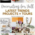 Latest Trends Fall Home Tours + Projects 31