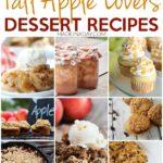 Fall Lovers Best Apple Dessert Recipes 29