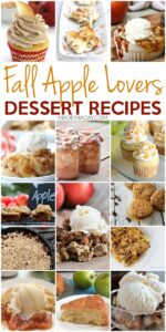 Fall Lovers Best Apple Dessert Recipes 1