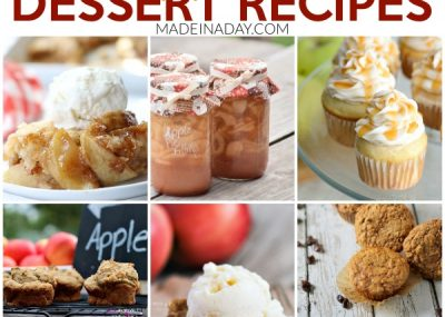 Fall Lovers Best Apple Dessert Recipes 16