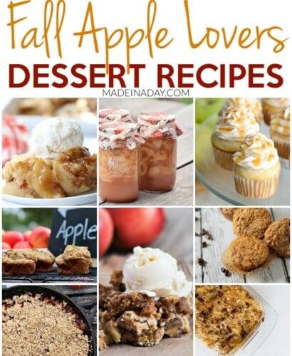 Fall Lovers Best Apple Dessert Recipes 8