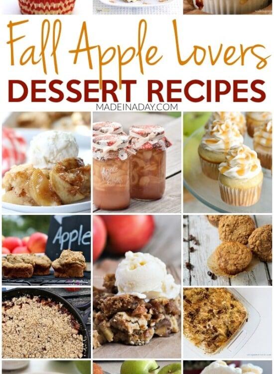 Fall Lovers Best Apple Dessert Recipes 9