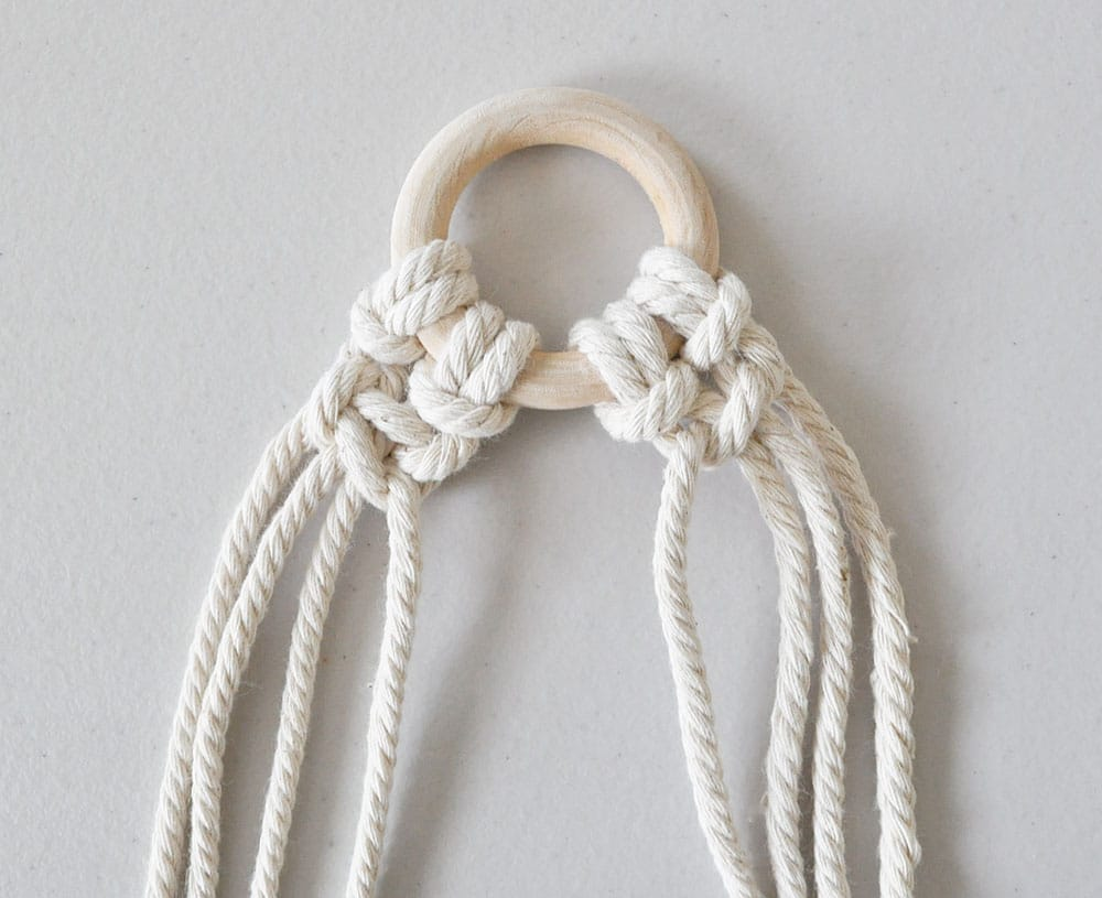 tying knots for macrame,