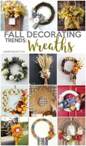 Fall Wreath Design Decorating Trends 1
