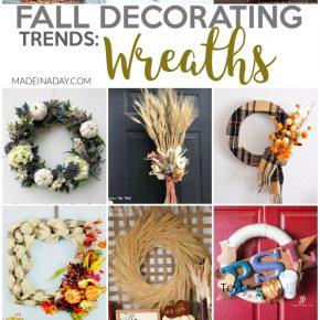 Fall Wreath Design Decorating Trends 1