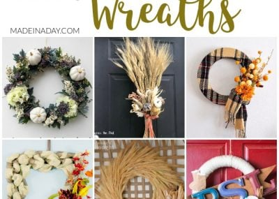 Fall Wreath Design Decorating Trends 11