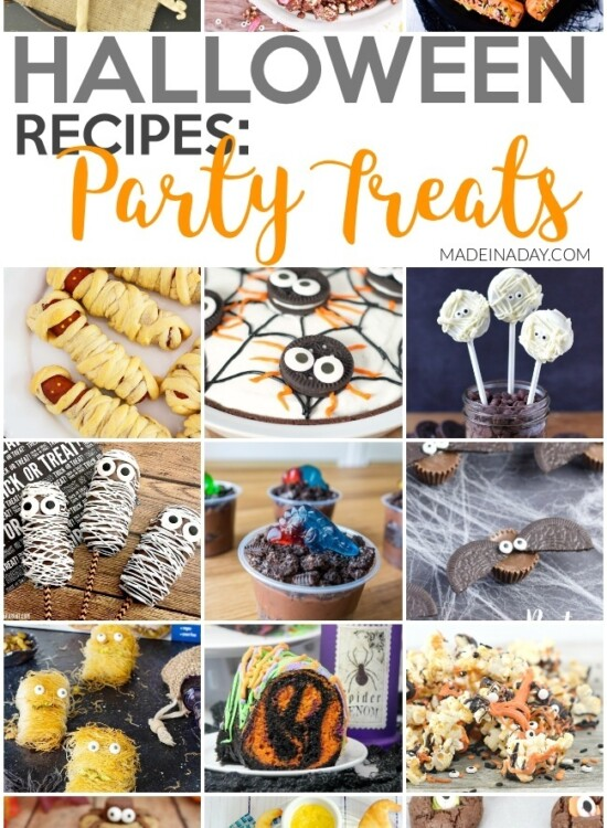 Creepy Halloween Treat Recipes for Entertaining 8