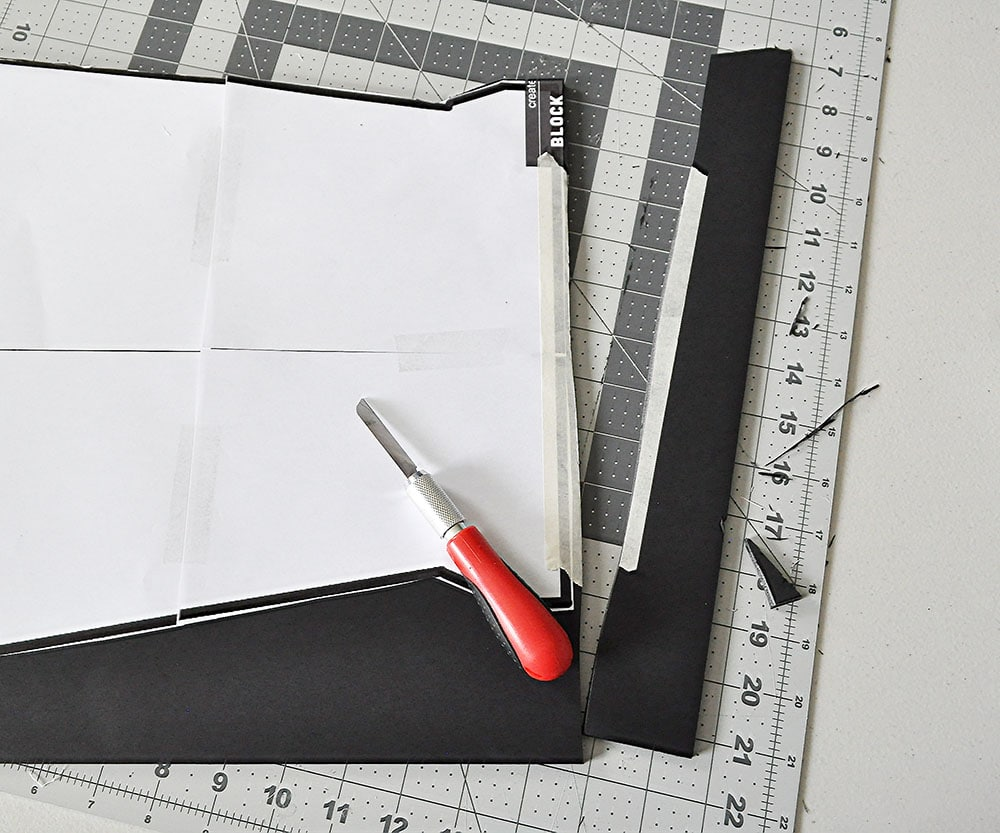 the best way to cut foam core, how to cut foam core board