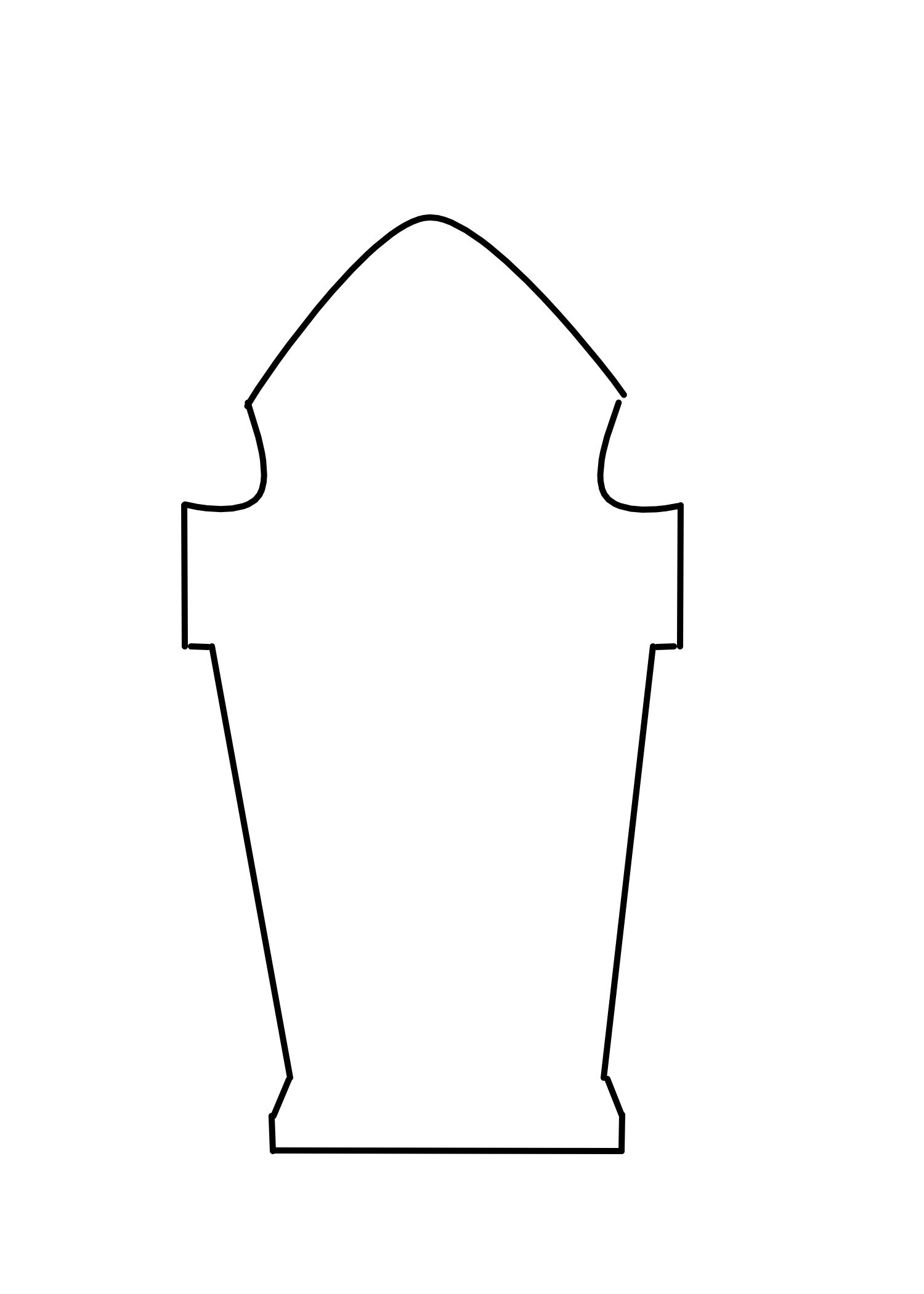 photo relating to Tombstone Template Printable referred to as Spooky Do-it-yourself Halloween Chalkboard Tombstones Generated inside of a Working day