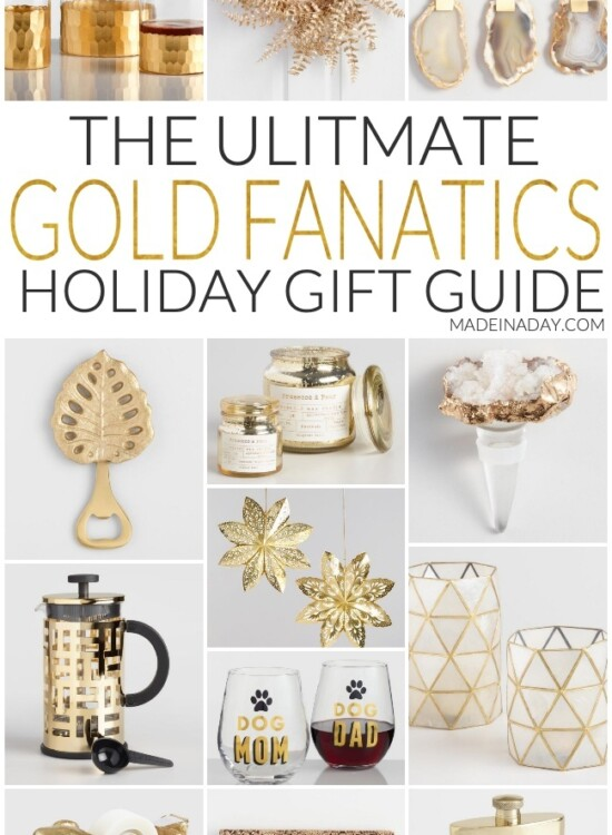 The Ultimate Gold Fanatics Holiday Gift Guide 36