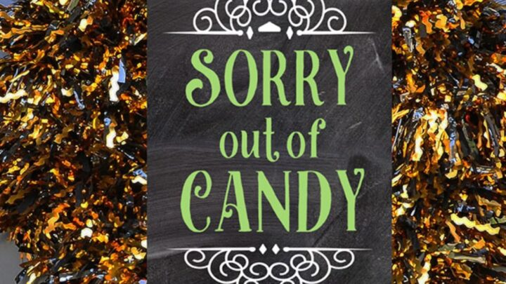 You've Been Booed Halloween Printable Treat Game 35