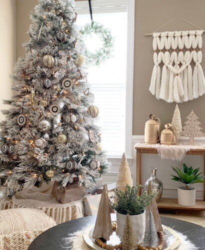 Gorgeous Rustic Bohemian Holiday Home Tour 33