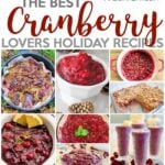 14 Best Cranberry Holiday Recipes 31