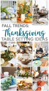 Thanksgiving Tablescape Ideas for the Perfect Holiday 1