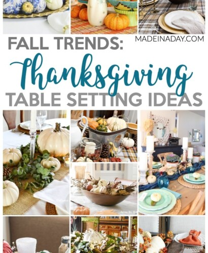 Thanksgiving Tablescape Ideas for the Perfect Holiday 2