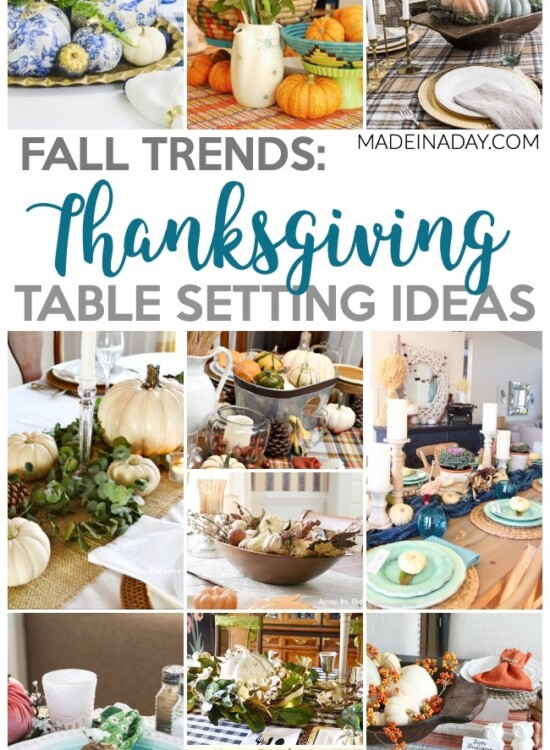 Thanksgiving Tablescape Ideas for the Perfect Holiday 35