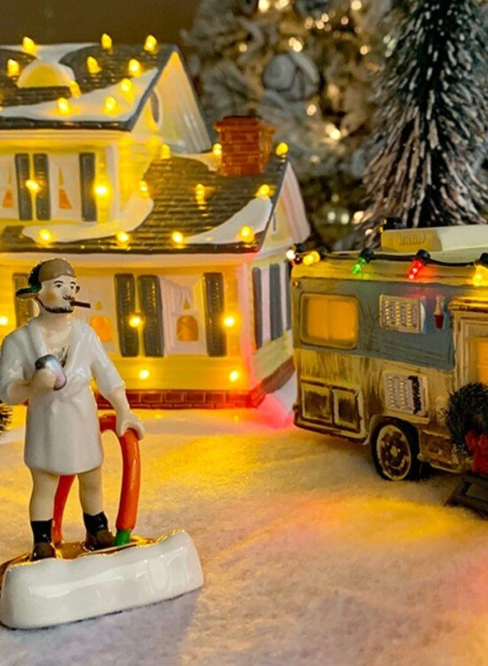 "Our Crazy ""National Lampoon's Christmas Vacation"" Holiday Set 4"