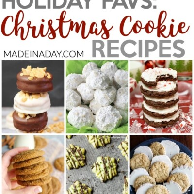 Holidays Best Christmas Cookie Recipes