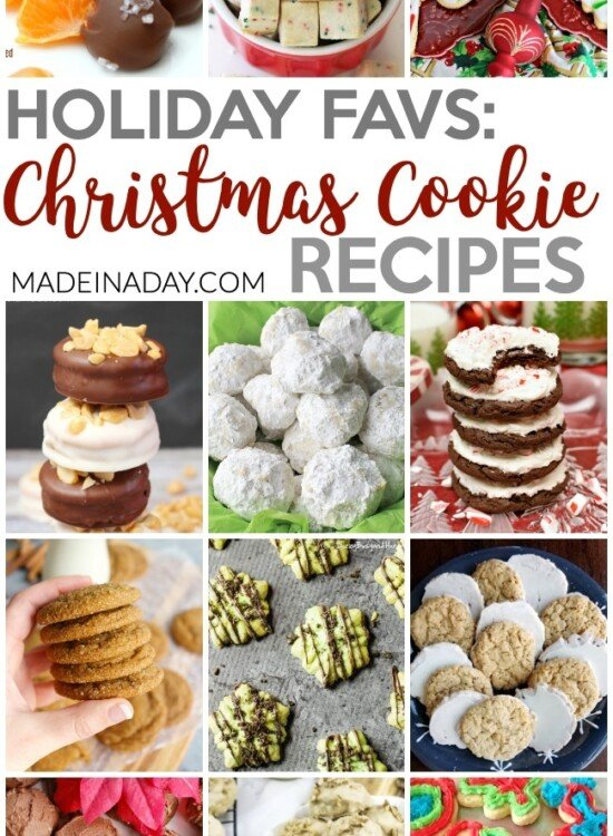 Holidays Best Christmas Cookie Recipes 37