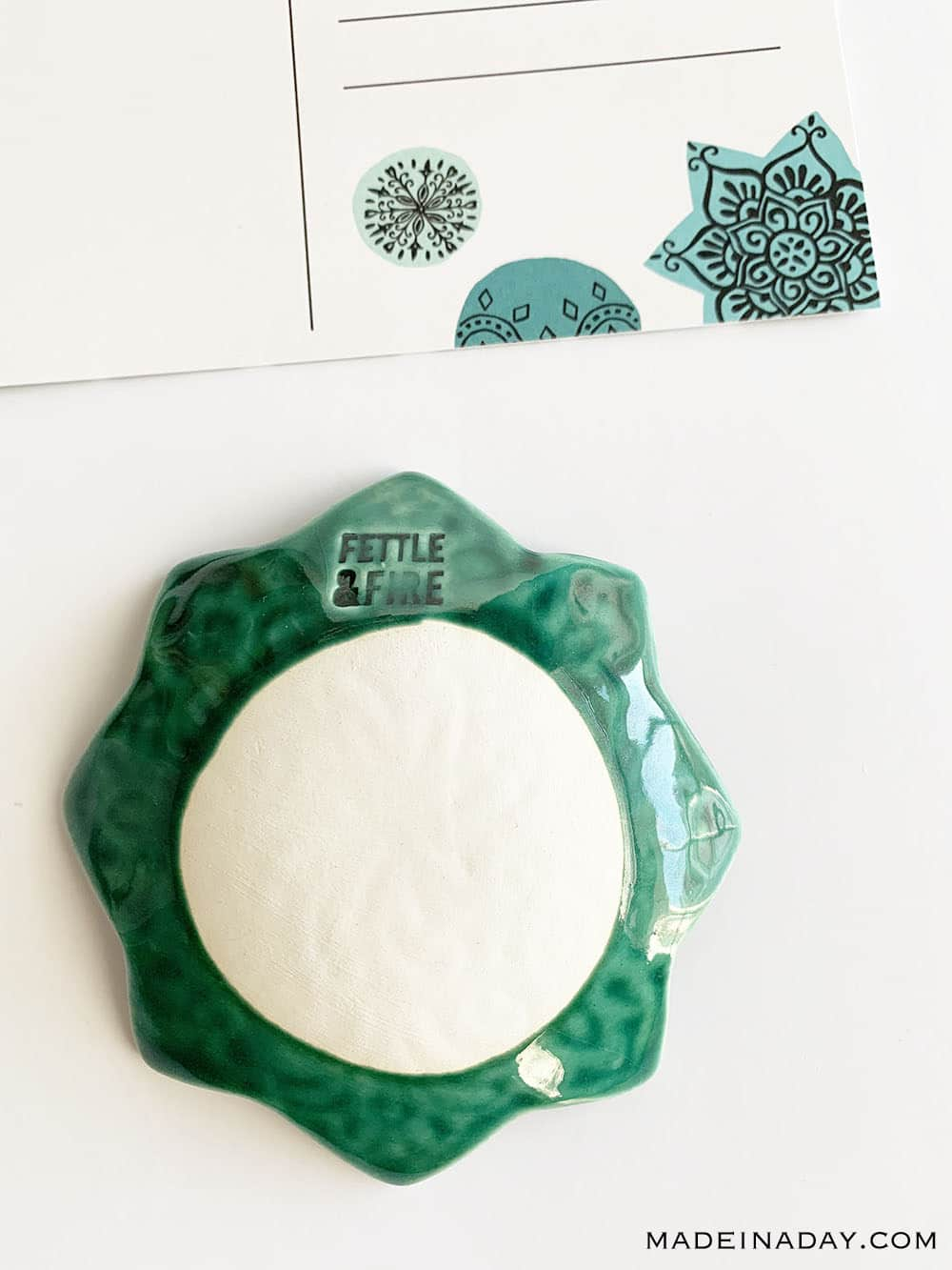 Fettle & Fire Trinket Dish, Amazon Handmade gift Idea