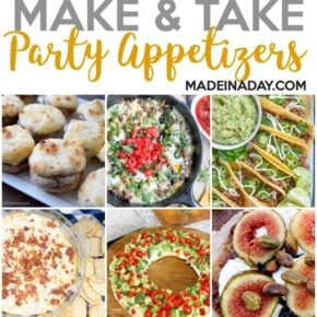 Easy Make & Take Party Appetizers 29