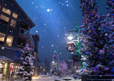 Merry Christmas! Merry Monday Linky Party Break! 24