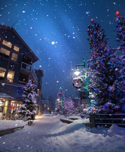 Merry Christmas! Merry Monday Linky Party Break! 5