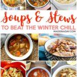Winter Warm + Cozy Soup Recipes 2
