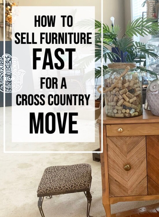 Fastest Way to Sell Furniture for Cross Country Move 32