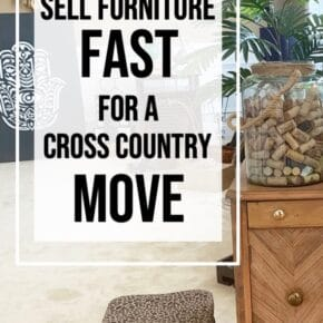 Fastest Way to Sell Furniture for Cross Country Move 1