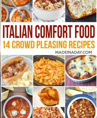 14 Crowd Pleasing Italian Comfort Food Recipes 4