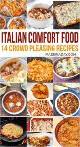 14 Crowd Pleasing Italian Comfort Food Recipes 1