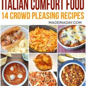 14 Crowd Pleasing Italian Comfort Food Recipes 6