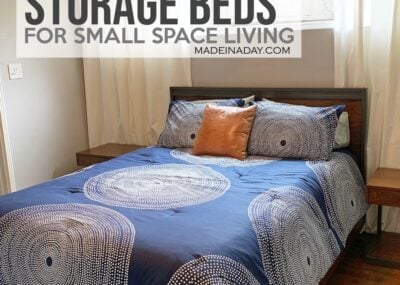 The Best Storage Beds for Small Spaces 9