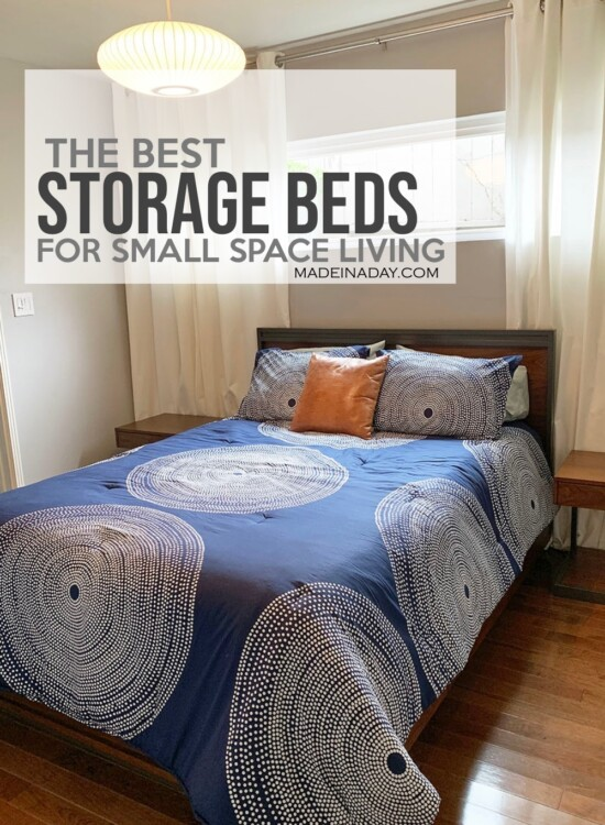 The Best Storage Beds for Small Spaces 31
