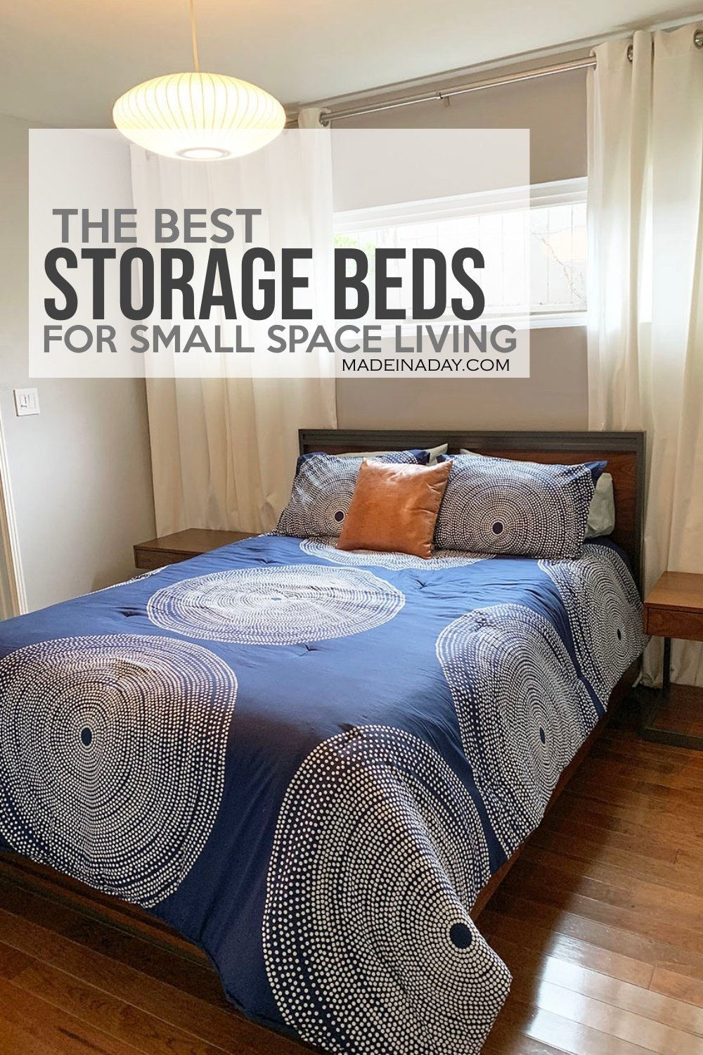 The Best Storage Beds for Small Spaces