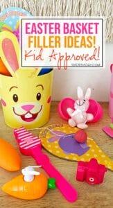 Easter Basket Filler Ideas: Kid Approved! 1