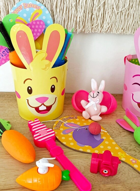 Easter Basket Filler Ideas: Kid Approved! 33