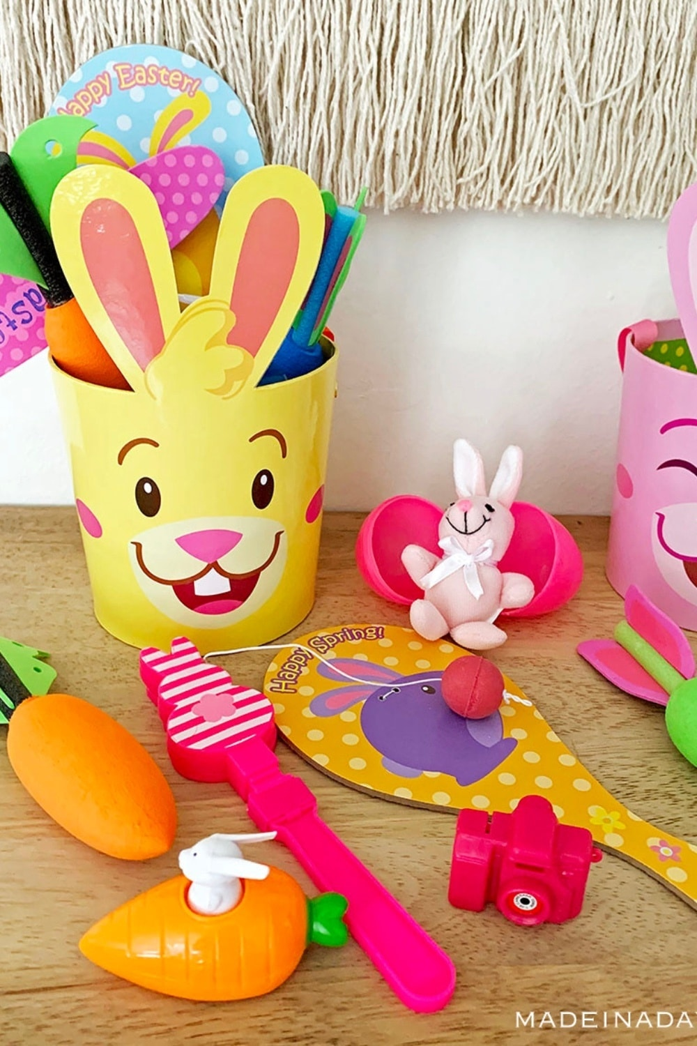 Easter Basket Filler Ideas: Kid Approved!