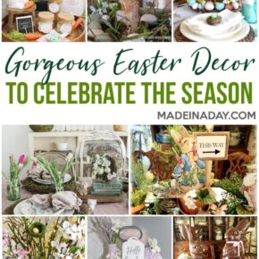 Gorgeous Easter Decoration Inspiration 6