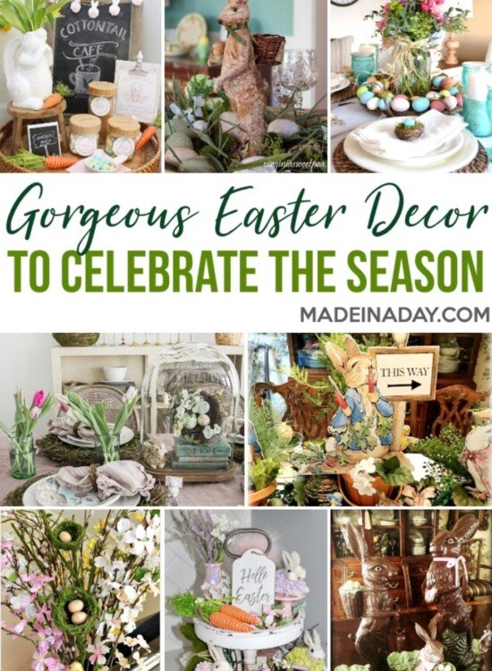 Gorgeous Easter Decoration Inspiration 35