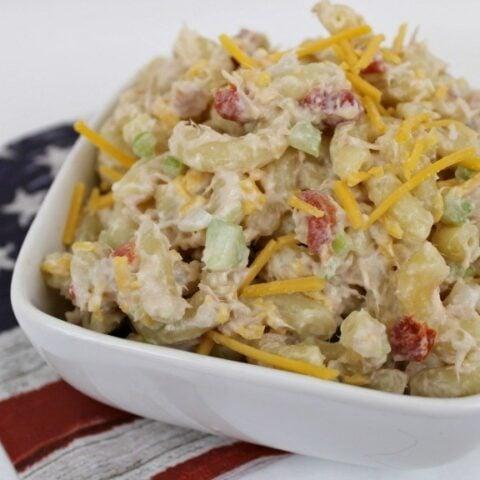 Delicious Summer Gathering Side Dish Salad Recipes 37