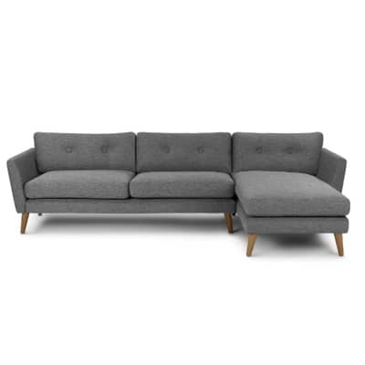 Emil Gravel Sofa Sectional