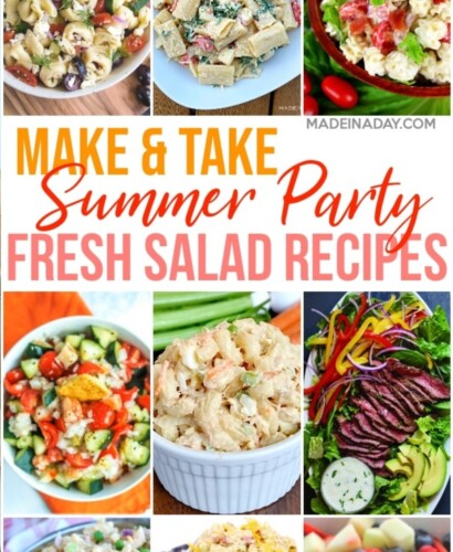 Delicious Summer Gathering Side Dish Salad Recipes 12