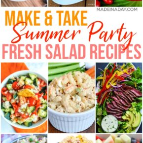 Delicious Summer Gathering Side Dish Salad Recipes 1