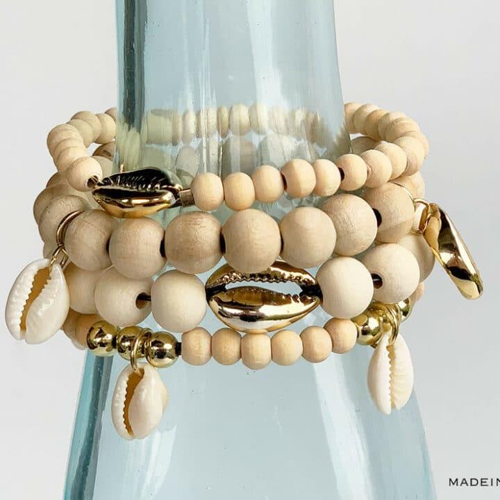 Cowrie Shell Bracelets