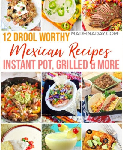 12 Drool Worthy Mexican Feast Recipes 2